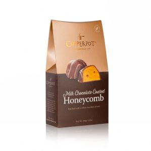 CopperPot Originals -  Milk Chocolate Honeycomb